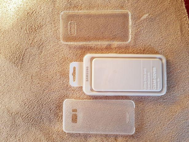 Capas Samsung S8+