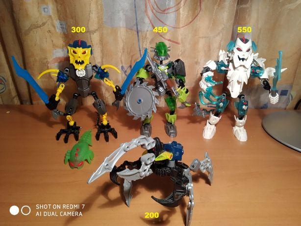 Lego Hero factory (оригинал)
