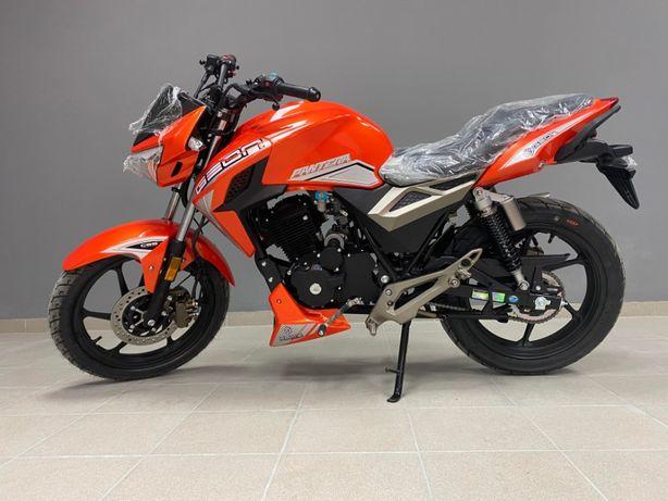 Мотоцикл - GEON Pantera S200 (2020) CBS
