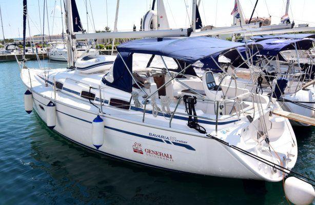 Jacht żaglowy Bavaria 37 Cruiser, 2007r.