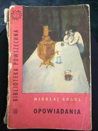 Mikołaj Gogol opowiadania 1965