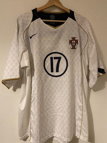 Camisola Portugal Euro 2004 - CR7