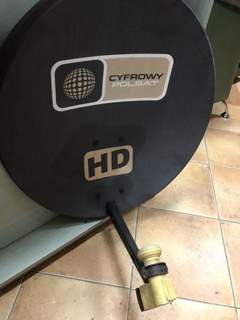 Antena satelitarna 70 cm - transport gratis