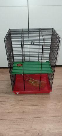Klatka dla chomika, myszki, gryzonia