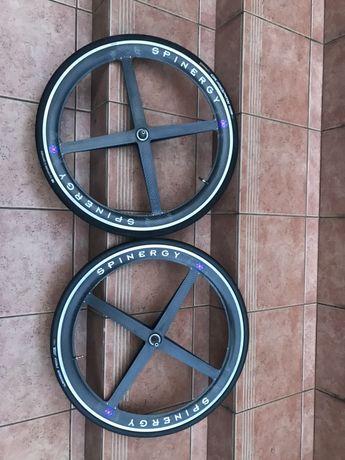 Koła Spinergy 27' ostre koło