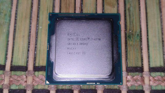 Intel Core i7 4770 (не аналог) ГАРАНТИЯ!