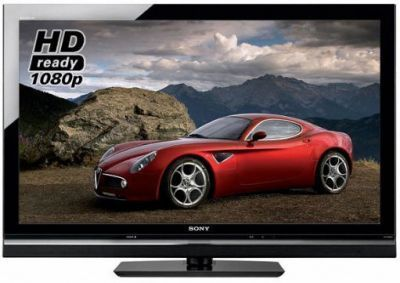 "Sony BRAVIA TV 40"" KDL40W5500 Full HD 1080p topo GAMA como NOVA"