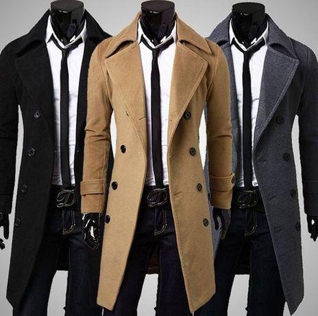 Мужские пальто осень-весна