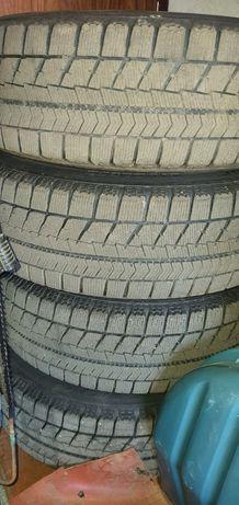 Комплект зимней резины на дисках 195х65х15