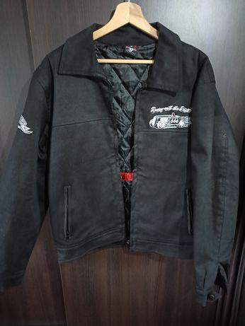Męska kurtka firmy Dirty-12 rozmiar S/M Hot Rod