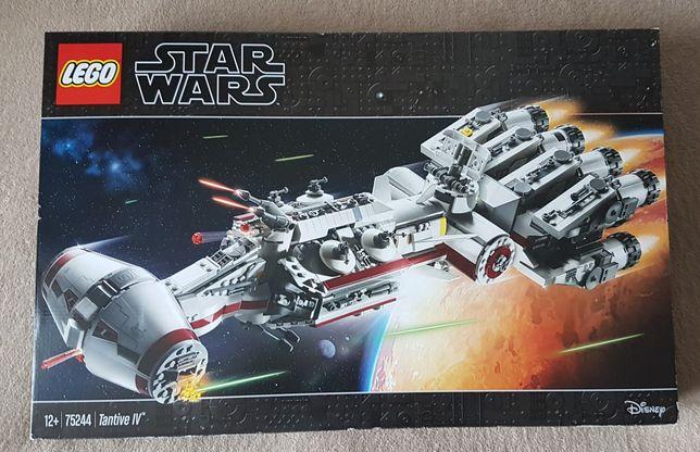 LEGO Star Wars 75244 nowy bez figurek