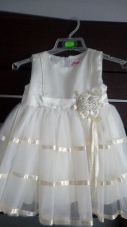 Sukienka 3-6m