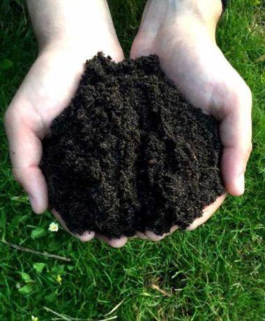 PROMOCJA ziemia ogrodowa czarnoziem ODBIÓR własny tylko 200zł oddam
