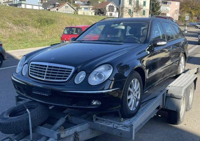 Mercedes w211 s211 320cdi v6 4 matic czesci