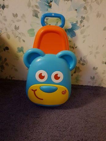Дорожный чемоданчик B-kids Медвежонок