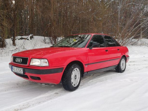Audi 80 2.0 benzyna z gazem