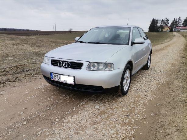 Audi A3 LIFT 1.6 Benzyna-2001r*Klimatyzacja*5-drzwi*