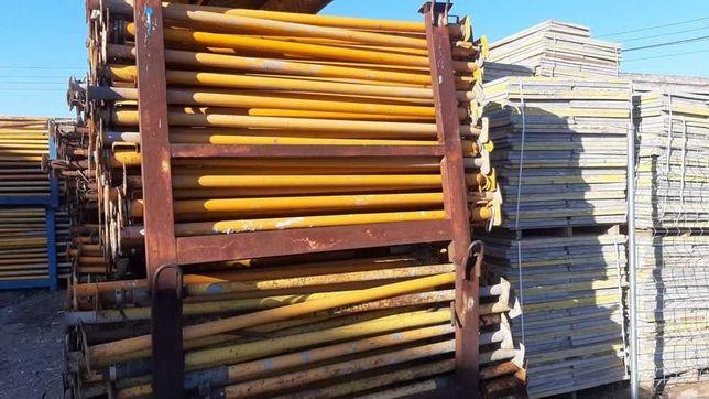 Bezpośredni importer! - Stemple budowlane, podpory. Szalunki stropowe