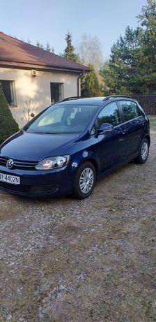 VW Golf Plus 1.4 Benzyna sprowadzony-zarejestrowany