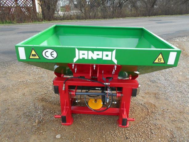 Rozsiewacz Janpol produkcja 2021 !! hydraulika w standardzie !!