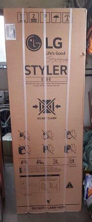 Szafa parowa LG STYLER S3MFC - nowa!