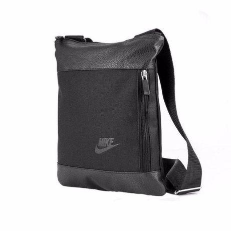 Барсетка мужская сумка через плечо месенджер! Puma/Nike/Reebok