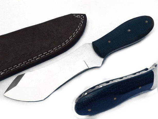 CrazyFox nóż tanto stal D2 ręcznie robiony 2829