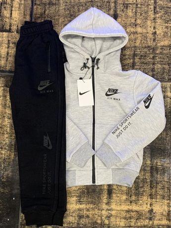 Теплый Детский Спортивный костюм Nike |Спортивный костюм на мальчика