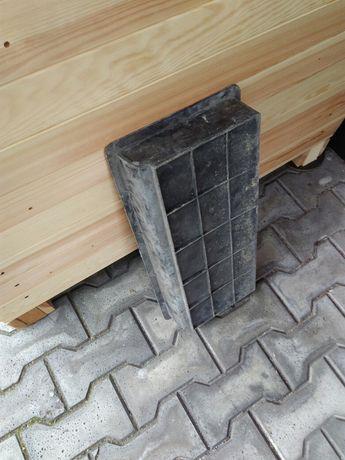 Forma do betonu krawężnik obrzeże 50cm