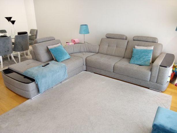 Conjunto sala de estar