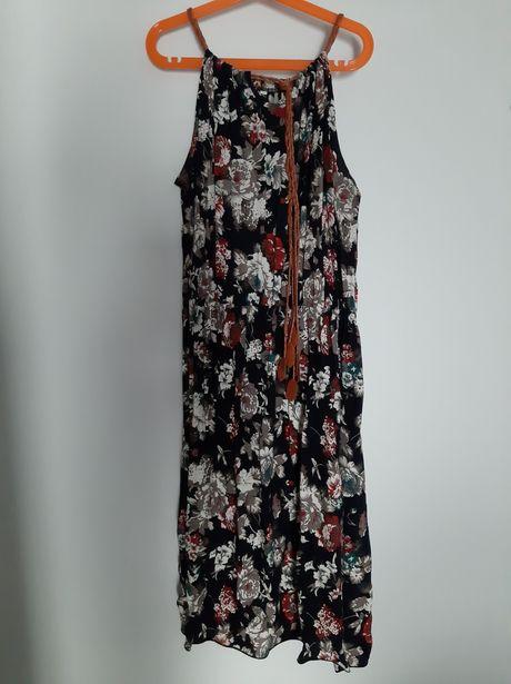 Sukienka ciążowa, sukienka oversize