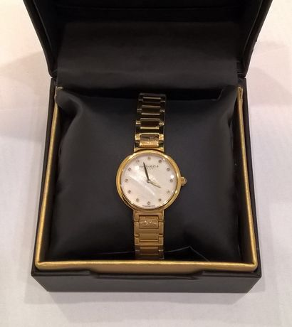 Женские часы с бриллиантами Аkribos XXIV. США Оригинал.