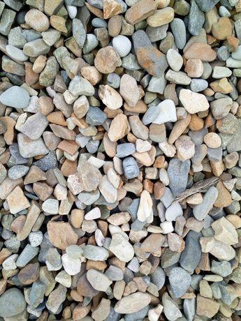 Żwir ozdobny, kamień ogrodowy