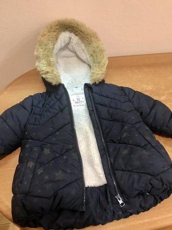 Зимовий комбінезон штани Cat&Jack+ куртка H&H.