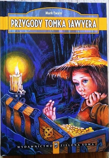 Przygody Tomka Sawyera Książka dla dzieci