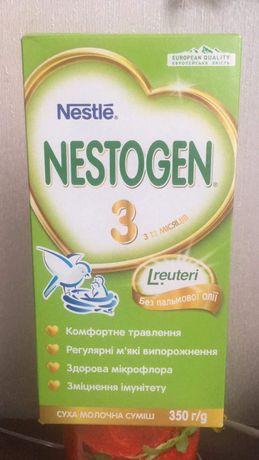 Молочна суміш Nestogen 3
