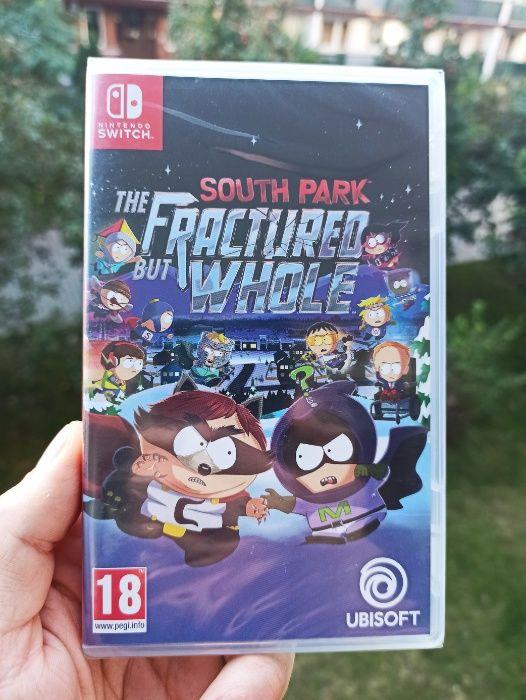 South Park Fractured But Whole PL - nowa!! Kurier gratis! Switch! Warszawa - image 1