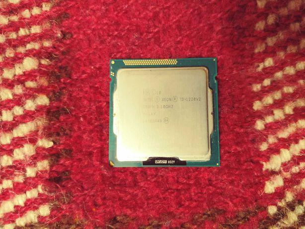 Процессор E3 1220 v2  (i5-3450)