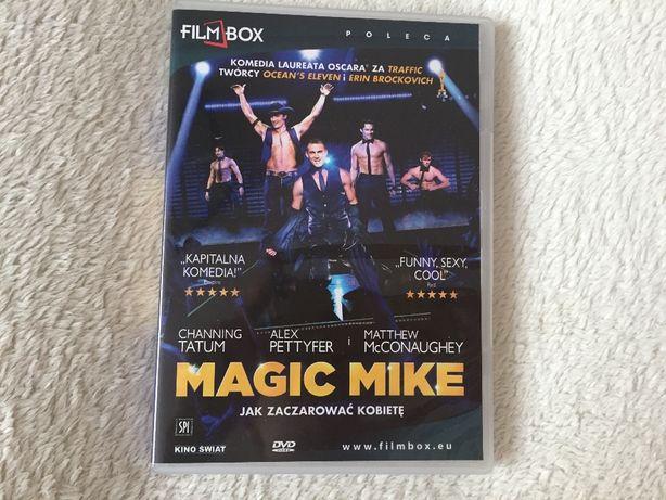 Magic Mike film DVD