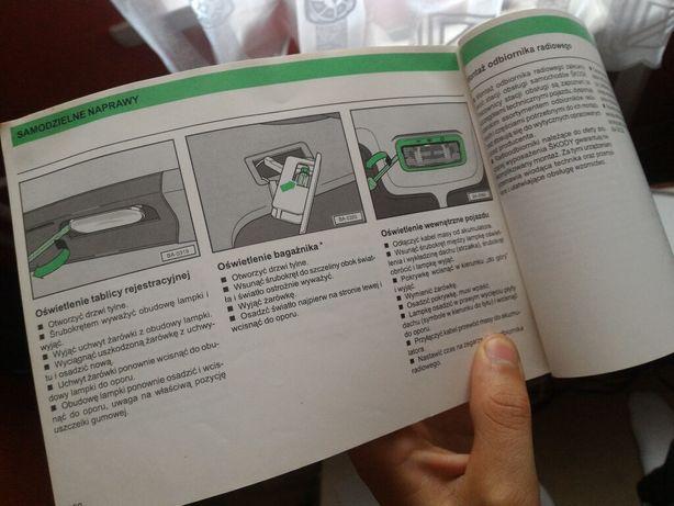 Instrukcja obsługi - Skoda Felicia