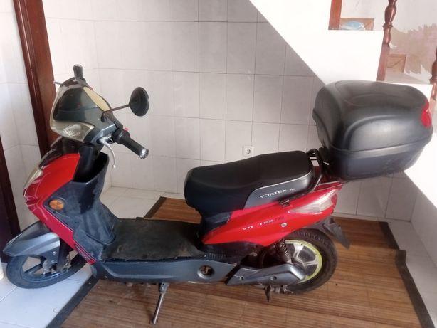 Mota elétrica Vortex sem carregador , preço mota 400€