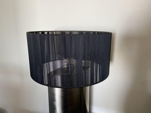 Abajur preto (40x20cm)