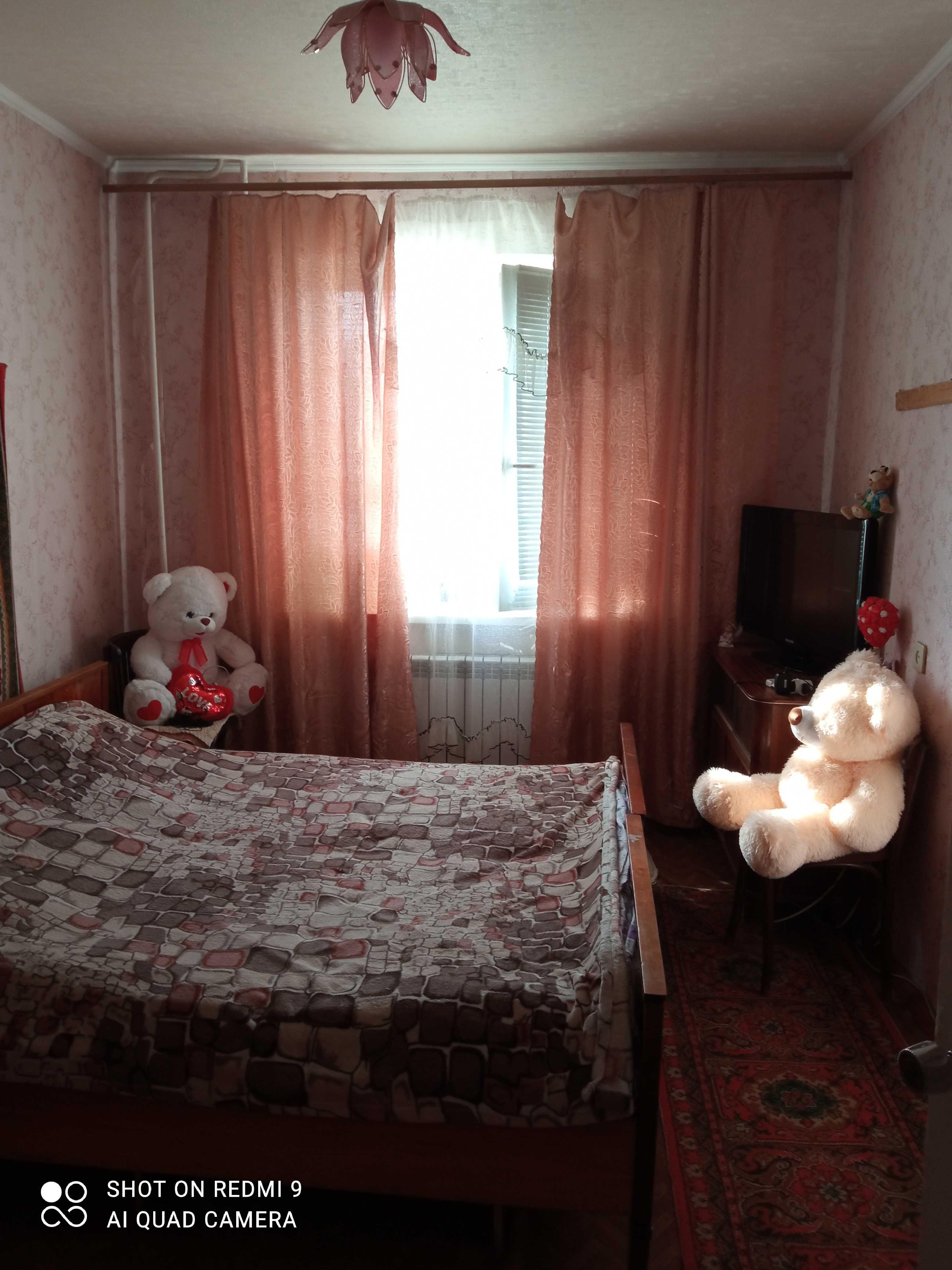 Продам 2-х комнатную Лушпы (начало)