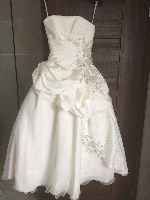 Suknia ślubna Kolonia Poczesna - image 1