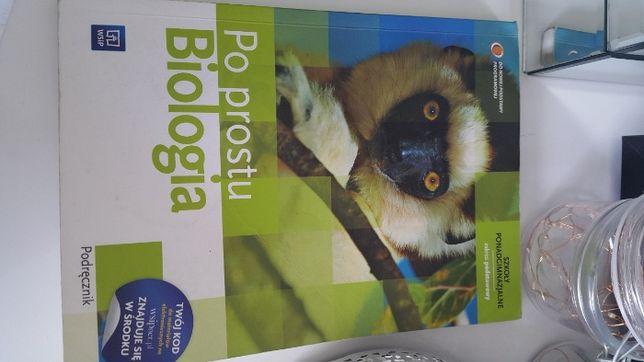 Po prostu biologia WSIP podręcznik zakres podstawowy