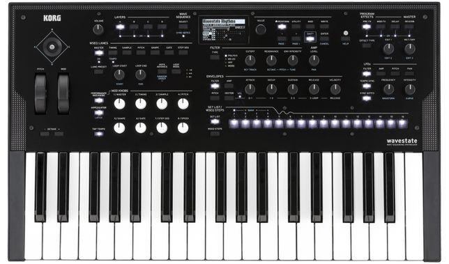 KORG Wavestate - Syntezator