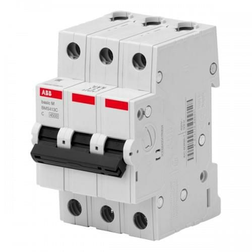 Автоматический выключатель 3P 32A 4.5 kA Днепр - изображение 1