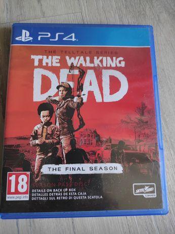 The walking dead final season Ps4
