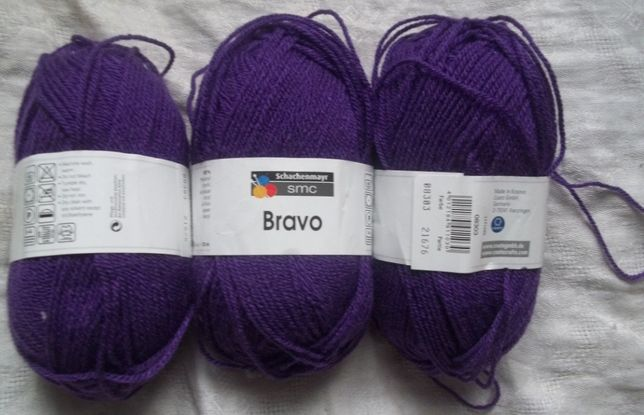 Пряжа Bravo