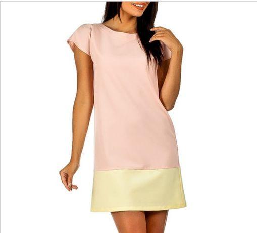 Śliczna sukienka nowa rozmiar M 38